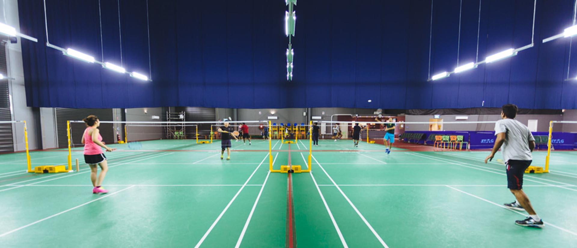 Projects-Architecture_Pro-Fit Badminton 1