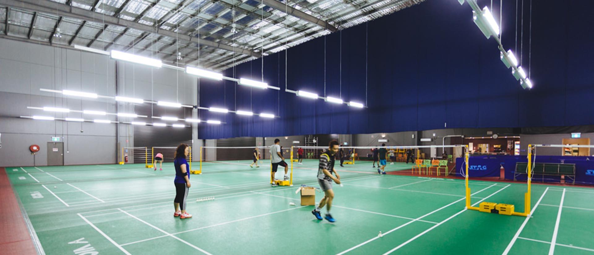 Projects-Architecture_Pro-Fit Badminton 2