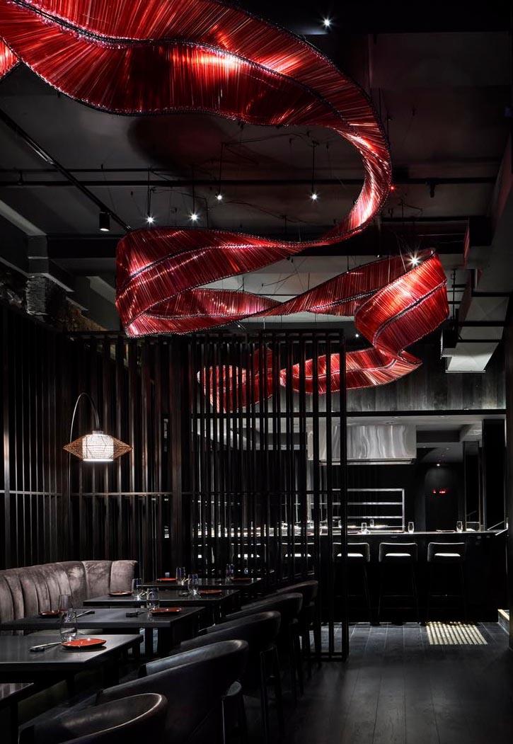 TextModulesRestaurant Interior M1
