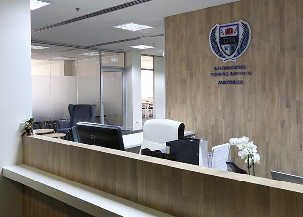 Office&InstituteITIA & ZARAH Institute